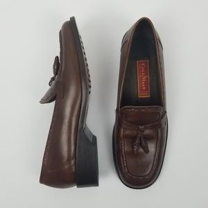Cole Haan Country Leather Tassel Loafers